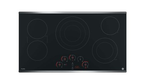 GE Profile PP9036SJSS Electric Cooktop review