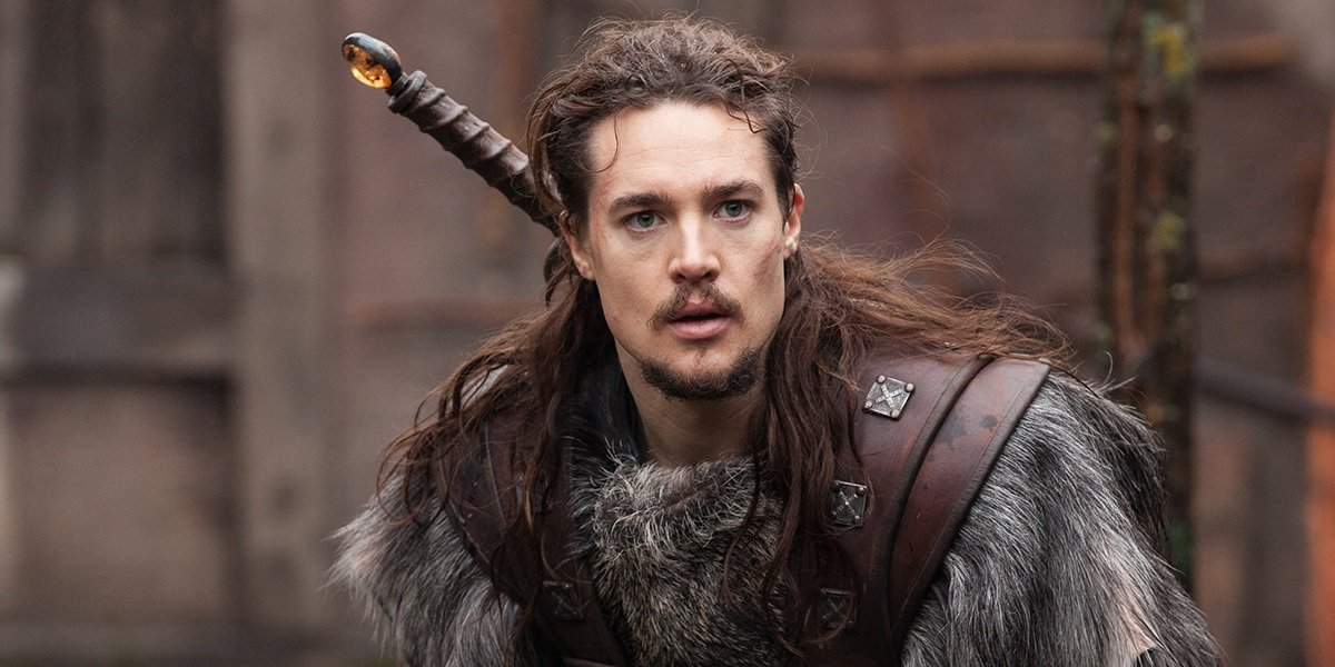 Alexander Dreymon in Netflix's The Last Kingdom