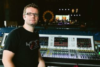 Harman Mixing with Professionals Tour Hits Alexandria