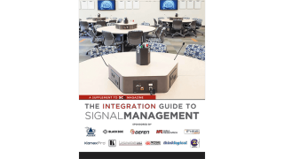 SCN Integration Guide to Signal Management 2017