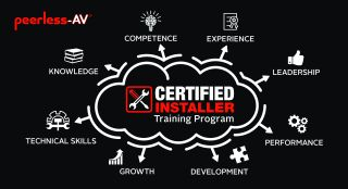 Peerless-AV Certified Installer Training