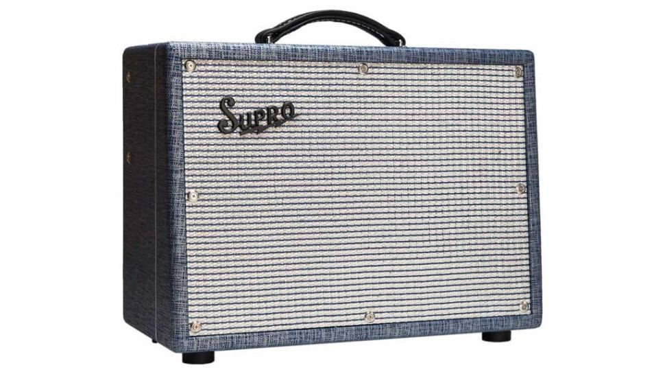 Musician's Friend Announces Supro 1622RT Tremo-Verb Black Friday Deal
