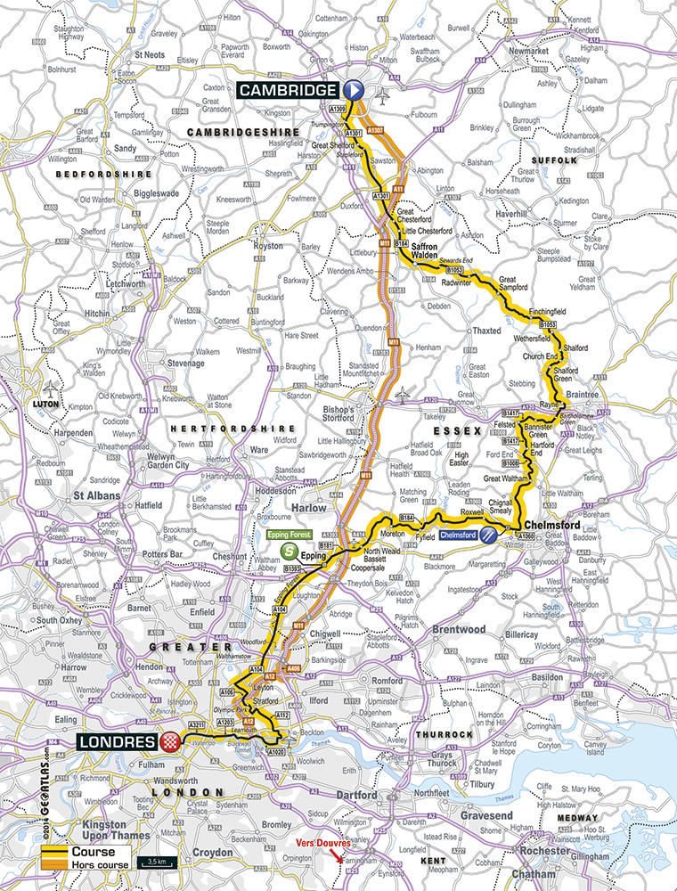 Tour De France 2014 Stage Three Schedule Cycling Weekly