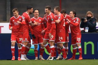 Crawley Town file photo