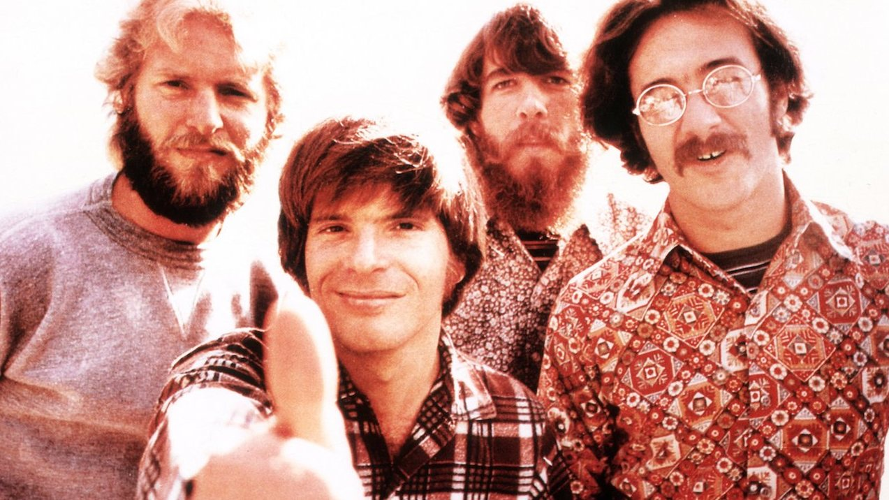 The High Times and Dark Days of Creedence Clearwater Revival