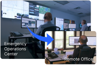 Userful announces virtual emergency operations center module to work with visual networking platform.