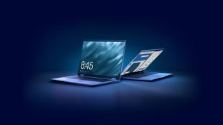 Intel vPro platform powered laptop