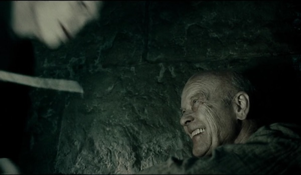 Voldemort and Grindelwald