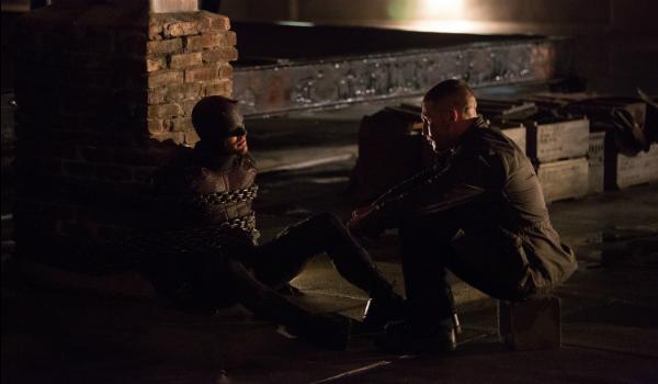 Daredevil Matt Murdock Charlie Cox The Punisher Frank Castle Jon Bernthal Netflix