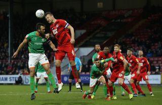 Leyton Orient v Scunthorpe United – Sky Bet League Two – Breyer Group Stadium