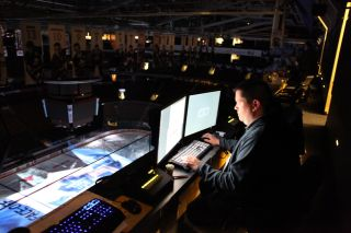 Lightware and Solotech at MLSE's Air Canada Centre