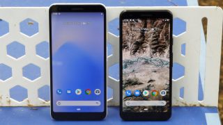 Google Pixel 3a XL and 3a