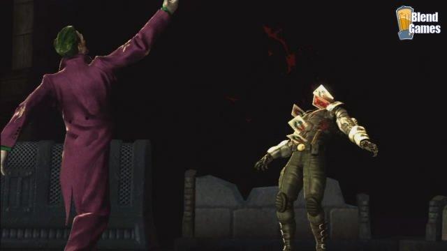 Mortal Kombat Vs DC Universe Fighting Modes Tutorial #4091