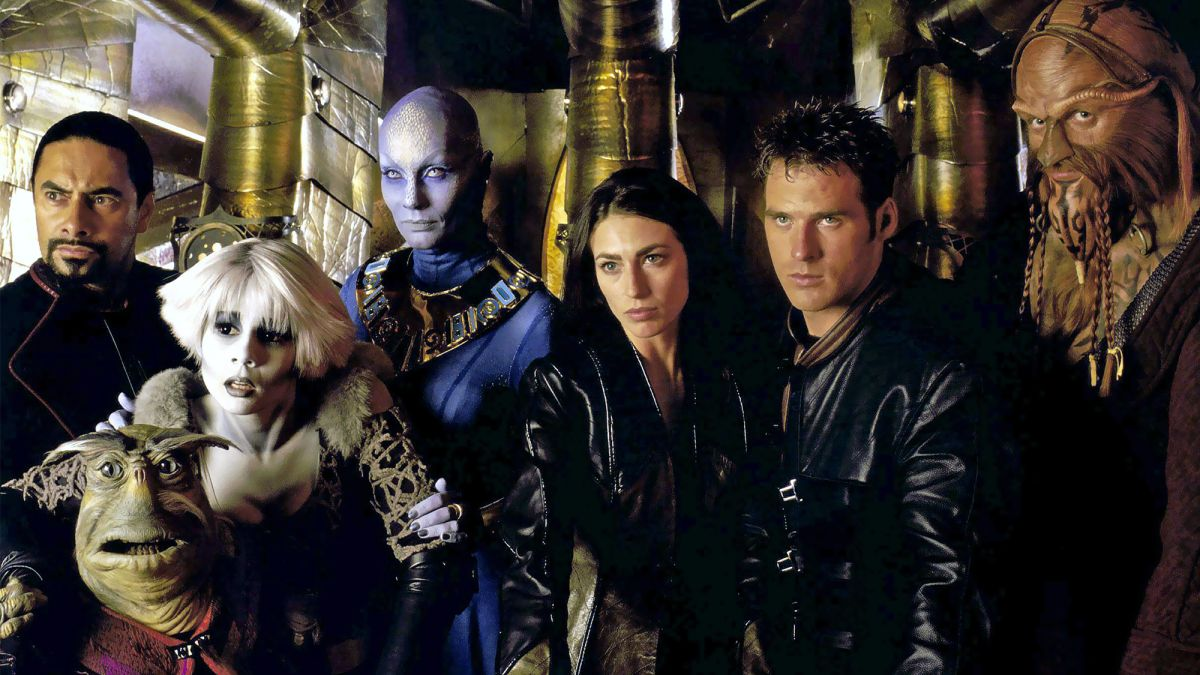 Happy 20th! Beloved Sci-Fi Series 'Farscape' Now Available on Amazon Prime