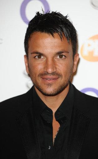 Jordan is 'disgusting', says Peter Andre