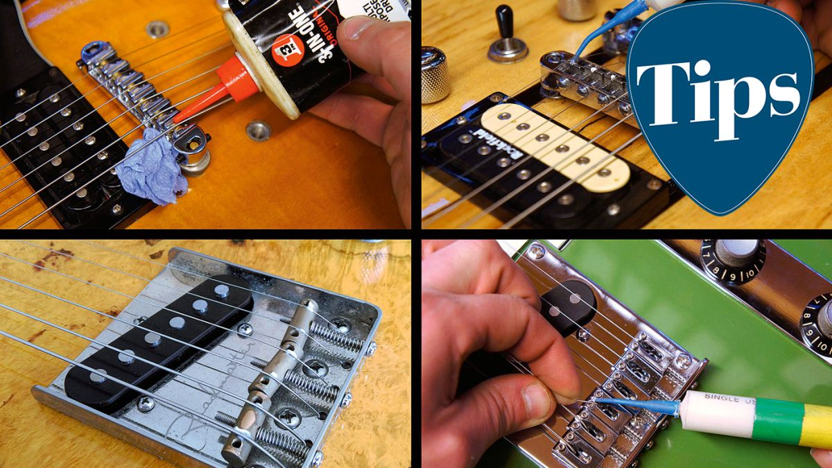 How to make a guitar stay in tune