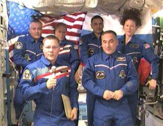 Space Station Crew Prepares for Landing: Can Feel Like a Car Crash, Astronaut Says