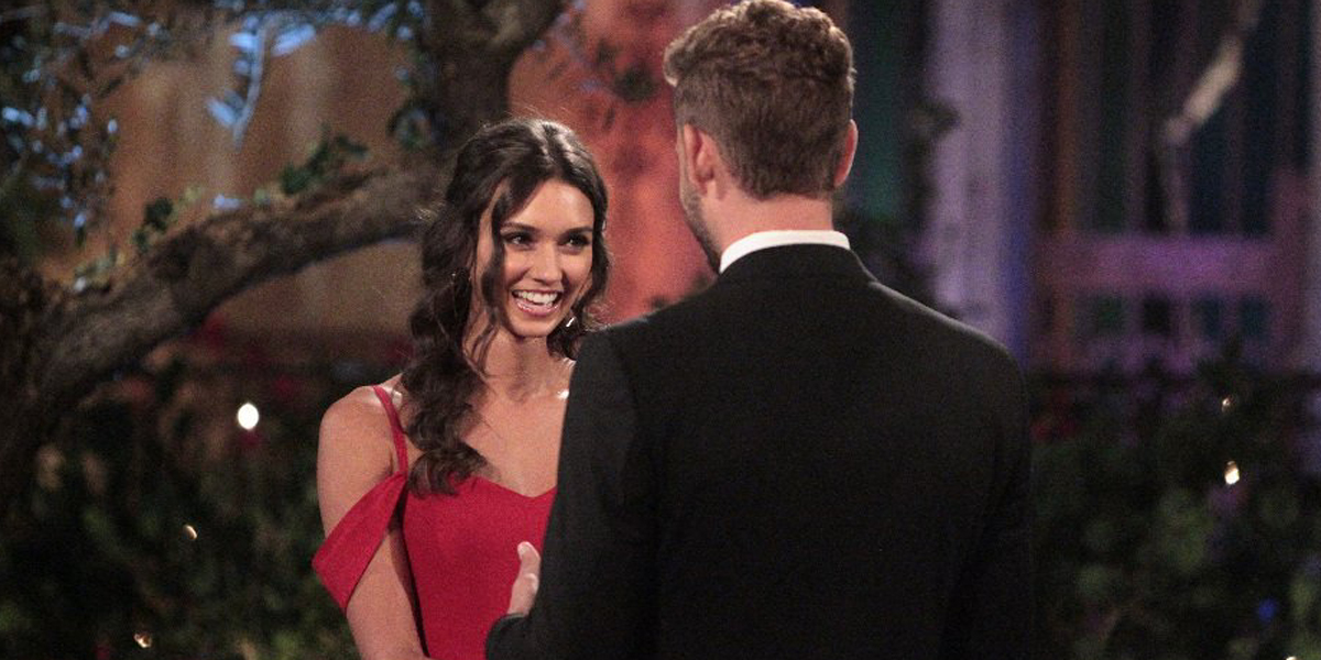 Whitney Fransway meets Bachelor Nick ABC