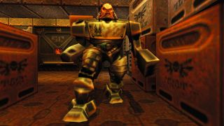 Returning to Quake 2, the legendary shooter that's still fun