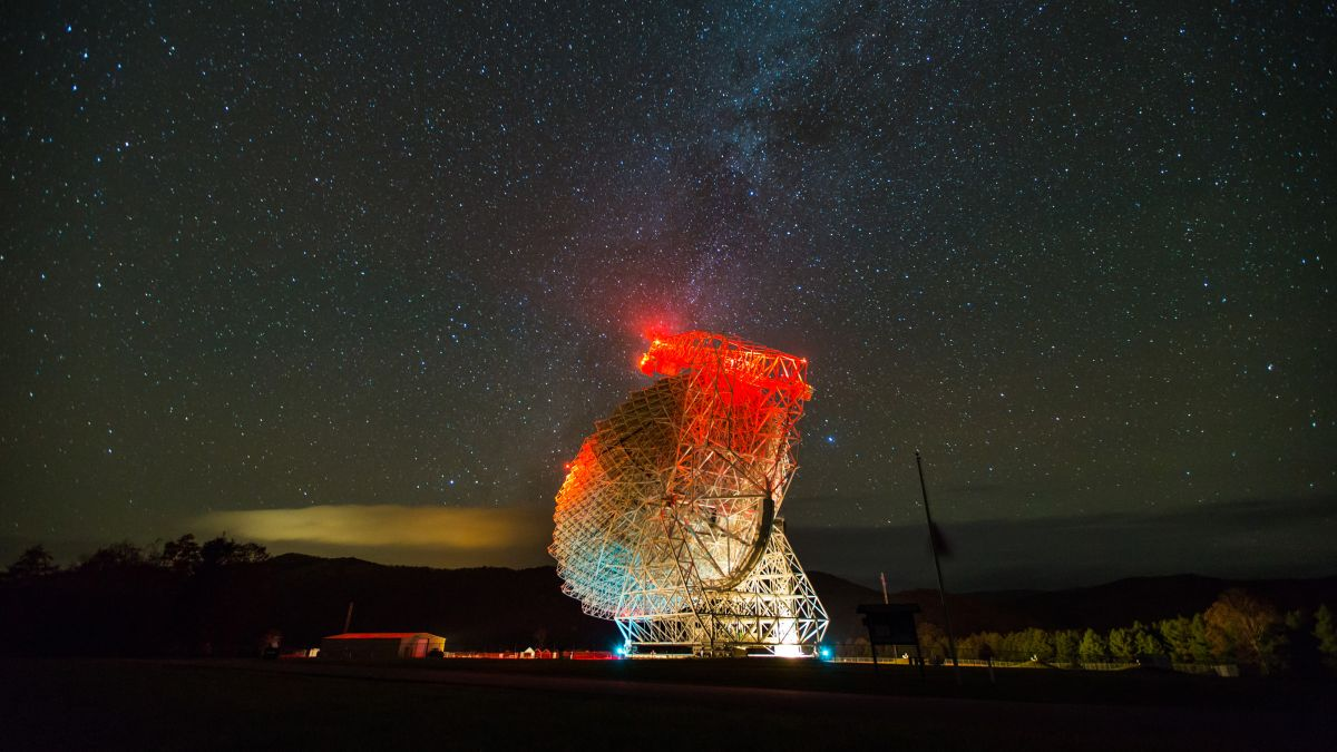Astronomers detect millions of signals from an intelligent civilization: Us