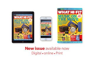 July 2019 What Hi-Fi? issue now on sale