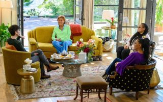 """Disney Plus' """"Turning The Tables with Robin Roberts'"""
