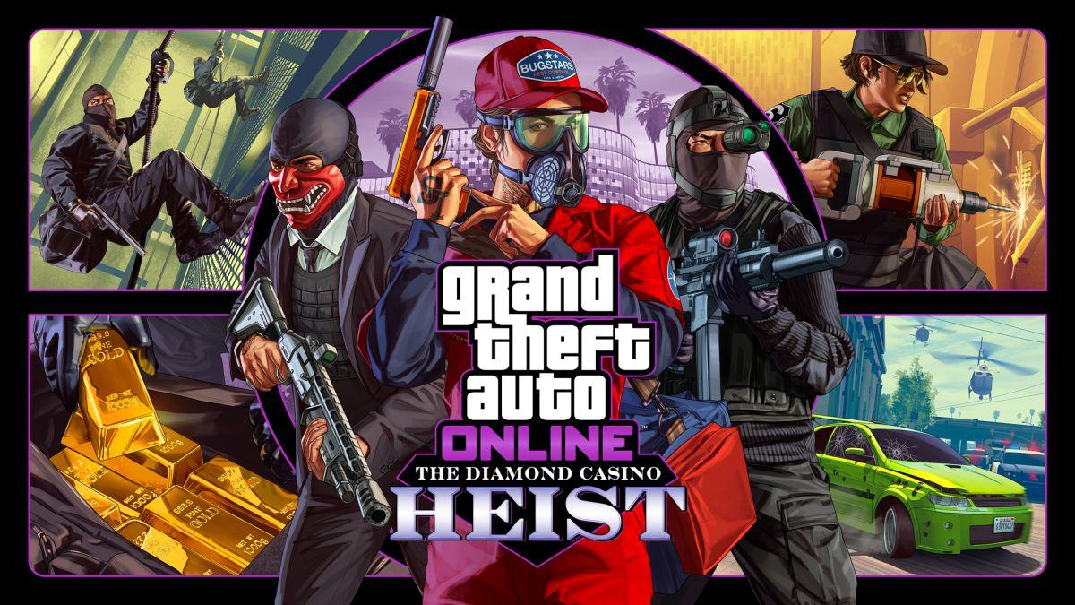 Gta 5 Casino Heist Ausspähen