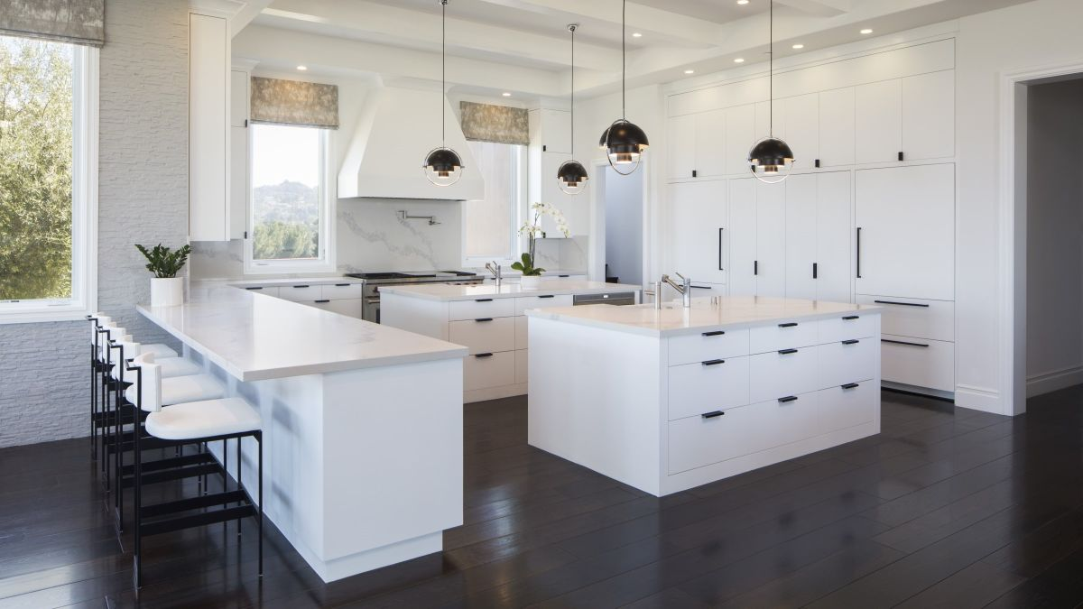 This Los Angeles home has been given a renovation fit for its A-list owner