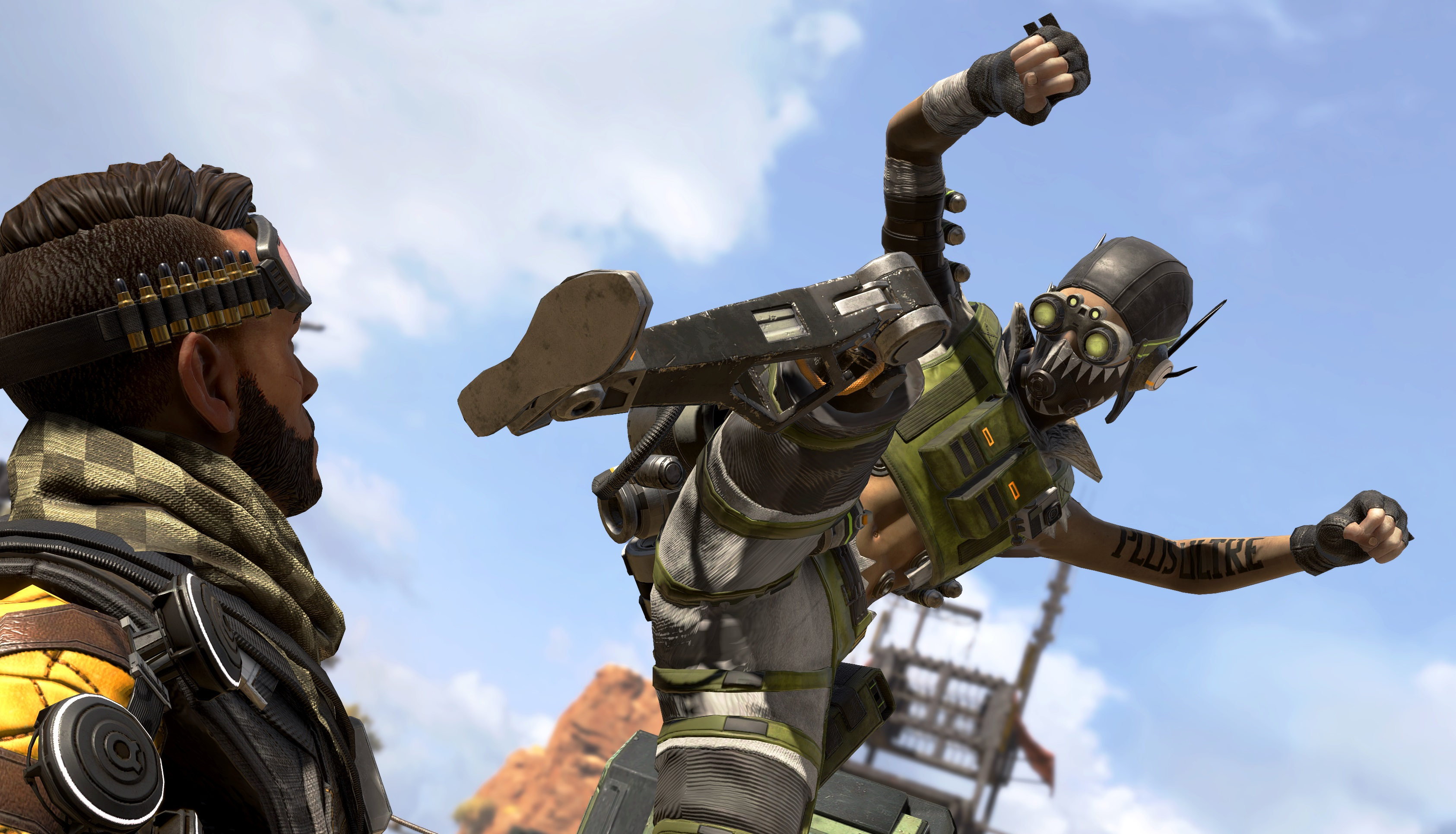 Apex Legends isn't 'well suited' for streaming services like Stadia, Respawn producer says | PC Gamer
