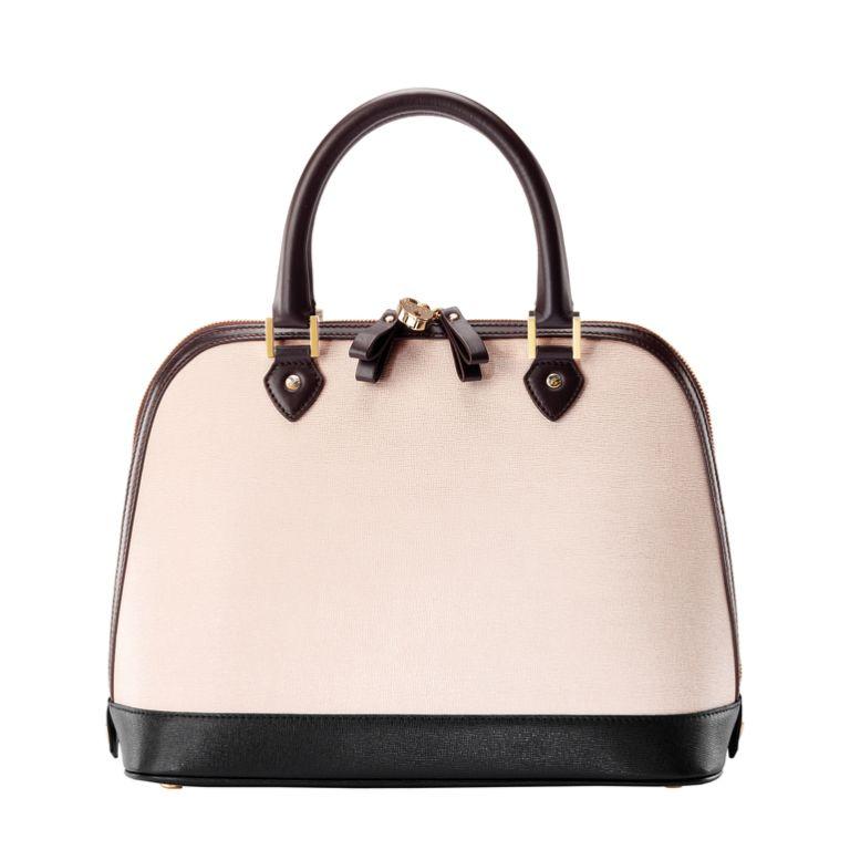 Aspinal of London Monochrome Collection: Hepburn bag