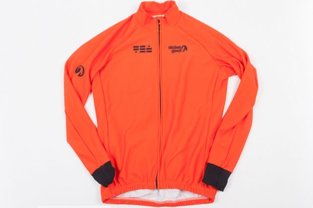 Stolen Goat Orkaan Everyday long sleeved jersey review - Cycling Weekly d12f56298