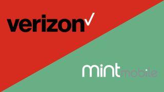 Verizon vs mint mobile