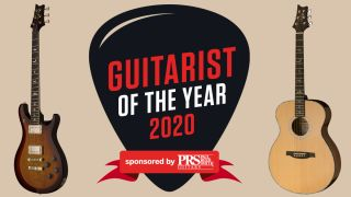 Guitarist of the Year 2020 PRS prizes