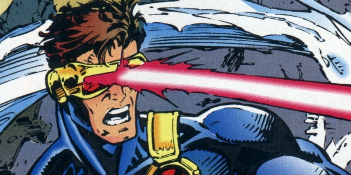 Scott Summers is Cyclops