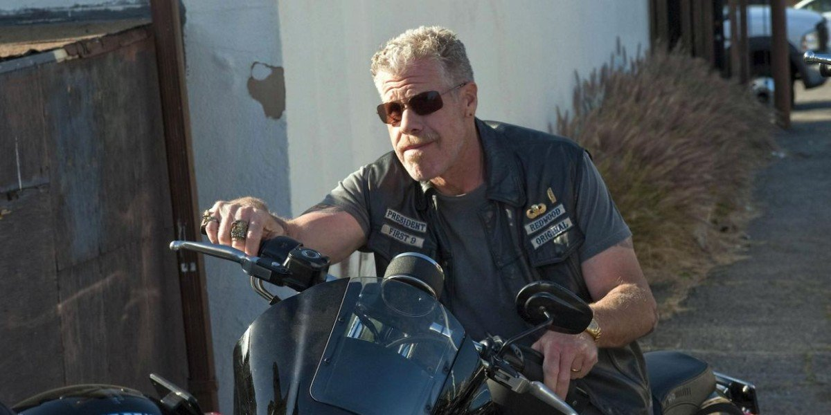 Ron Perlman - Sons of Anarchy