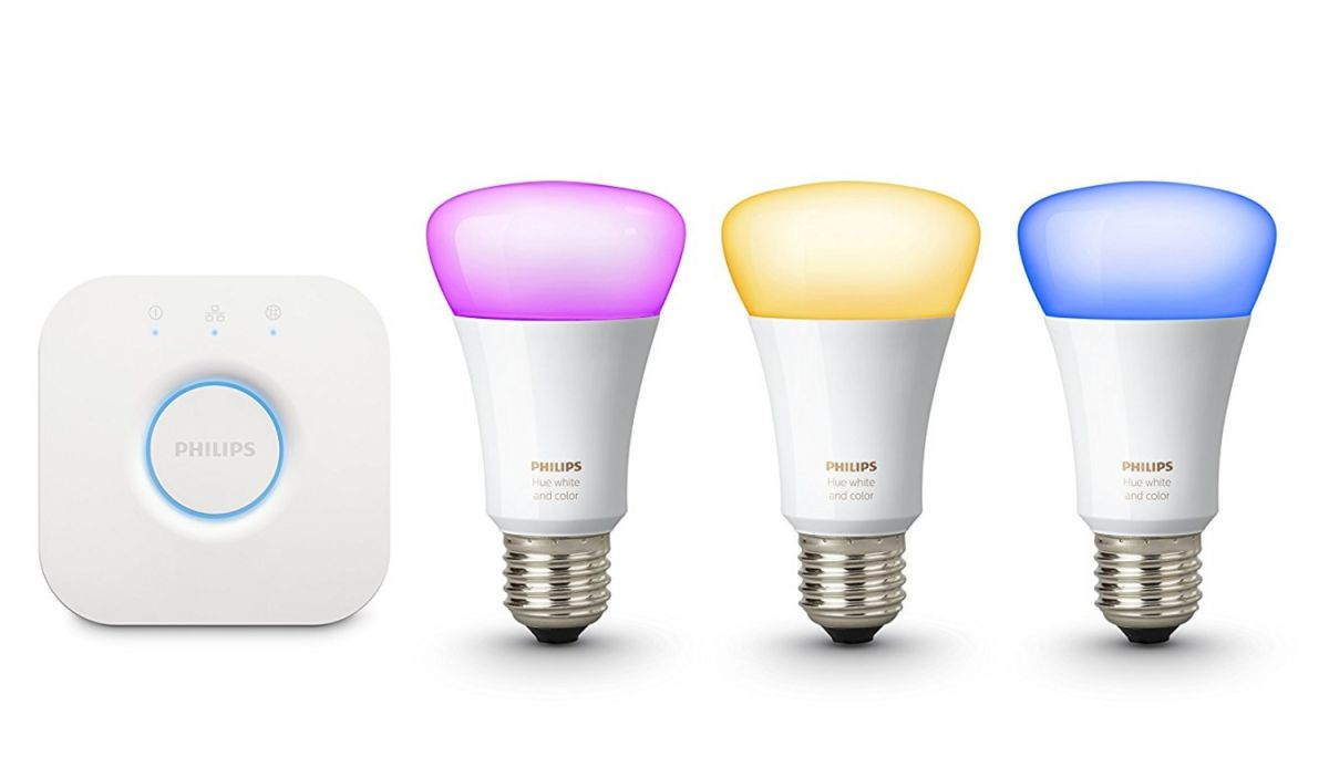The best Philips Hue Starter Kit deals for Cyber Monday