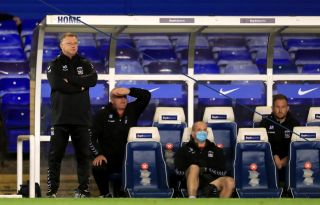 Coventry City v Queens Park Rangers – Sky Bet Championship – St Andrew's Trillion Trophy Stadium