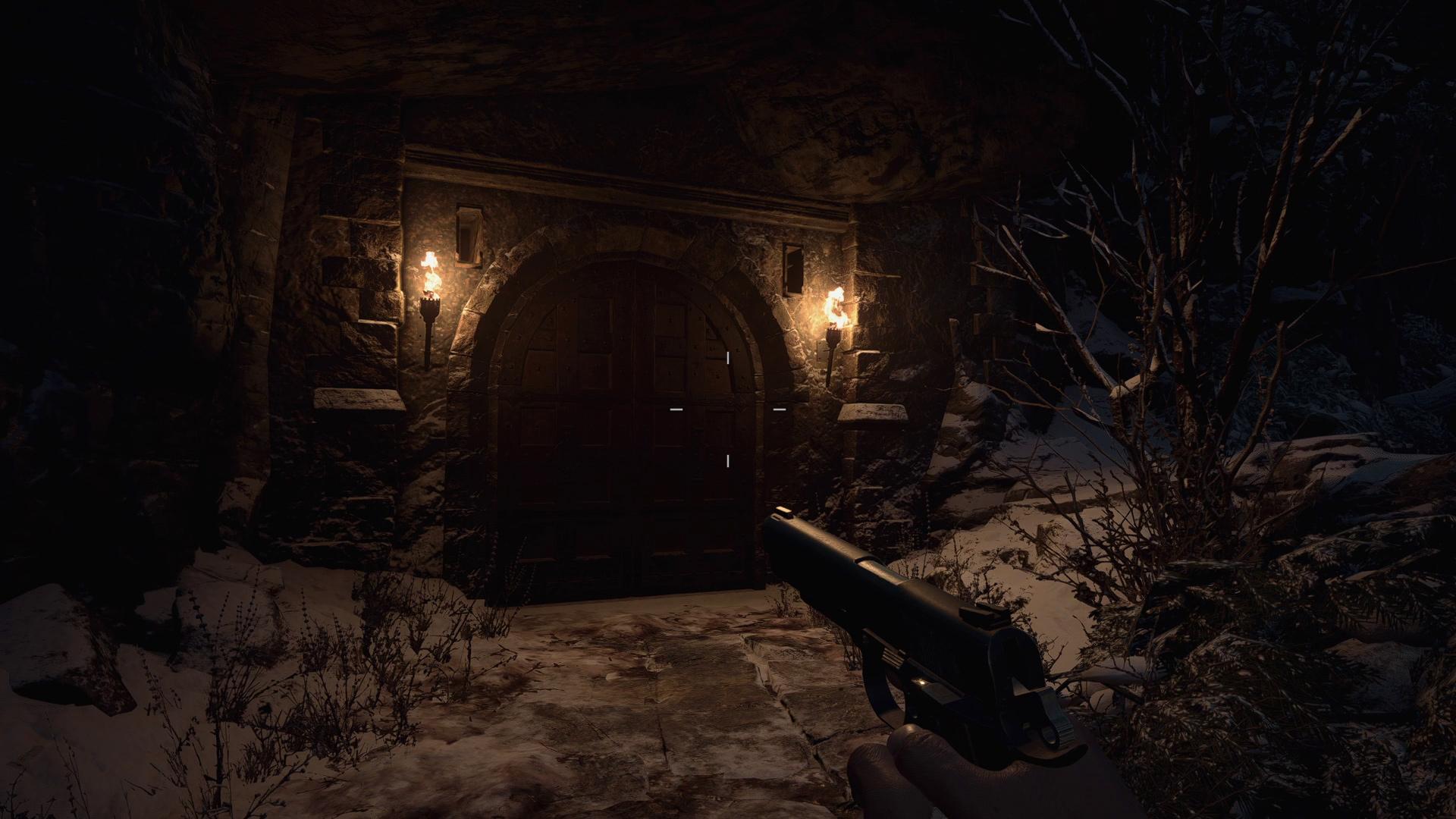 Resident Evil Village Riverbank Treasure House