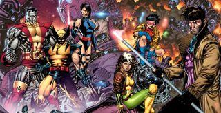 X-Men mutant levels
