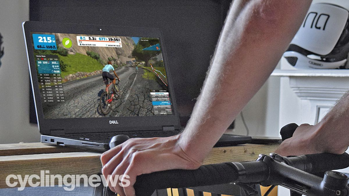 Cheapest Zwift Setup Where To Find Turbo Trainers In Stock The Best Deals And A Guide On How To Get Onto Zwift Cyclingnews