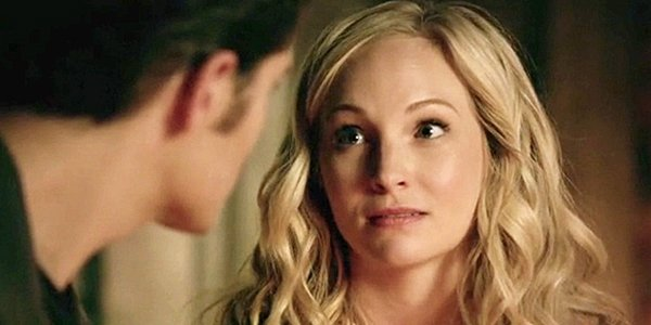Klaus and Caroline The Vampire Diaries The Originals The CW