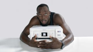 Epson partners with Usain Bolt to promote new EcoTank printers