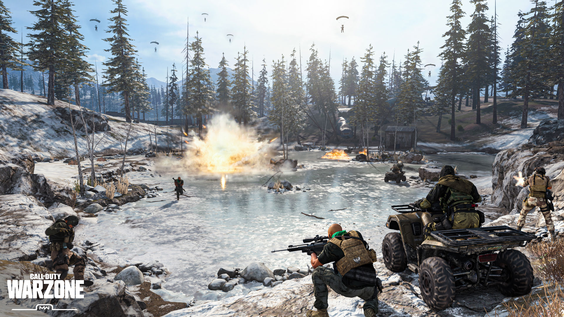 Changes to the Call of Duty: Warzone map will reportedly unveil ...