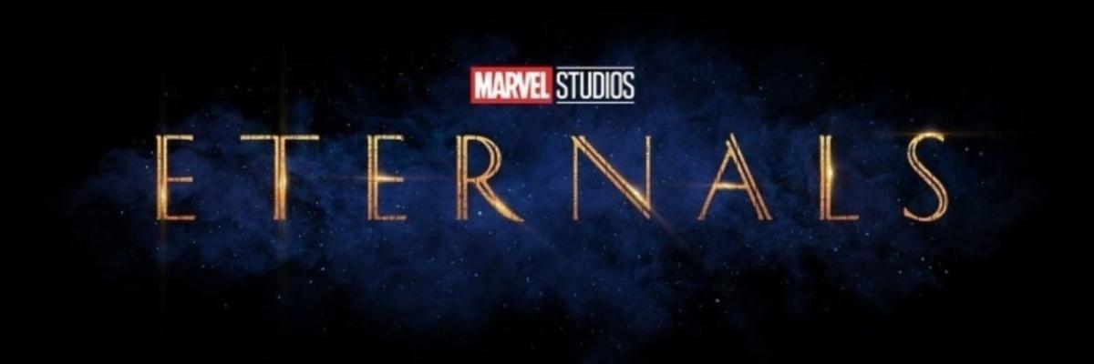 Eternals title card