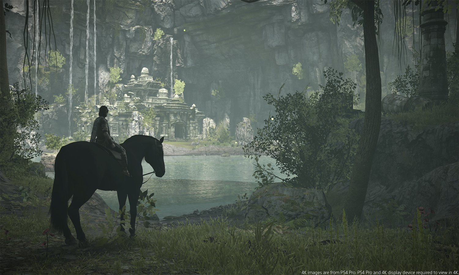 Shadow Of The Colossus Still Holds Up Even If It S Controls Don T