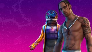 Fortnite Travis Scott Event