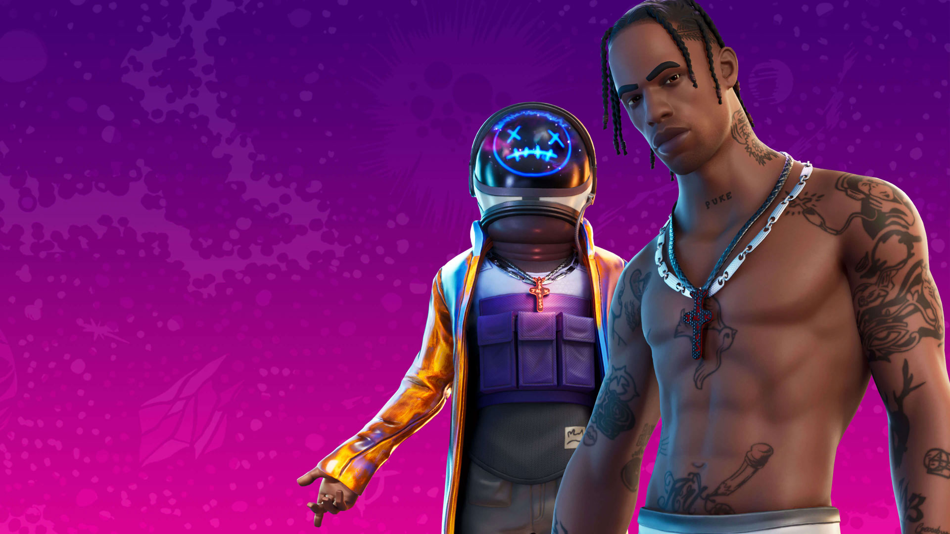 What time is the Travis Scott event in Fortnite? Here's how to ...
