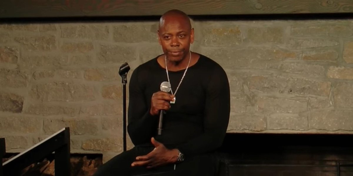 Dave Chappelle in 8:46