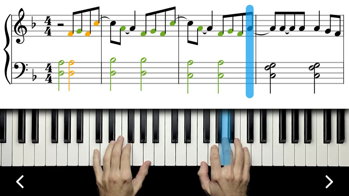 online keyboard lessons for beginners free