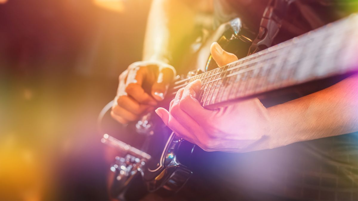 How to lock into a groove as a guitarist